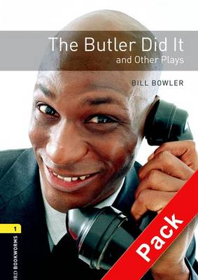 OBW Playscripts 3e 1 the Butler Did It Pack