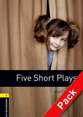 Oxford Bookworms Library: Level 1:: Five Short Plays audio CD pack - Oxford Bookworms ELT