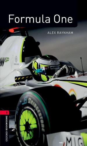 Oxford Bookworms Library Factfiles: Level 3:: Formula One audio CD pack - Oxford Bookworms ELT