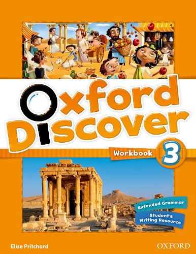 Oxford Discover: 3: Workbook - Oxford Discover (Paperback)