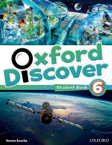 Oxford Discover: 6: Student Book - Oxford Discover (Paperback)