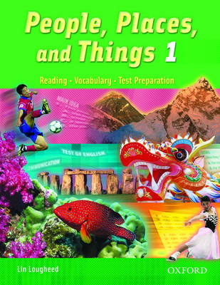People, Places, and Things 1: Student Book - People, Places, and Things 1 (Paperback)