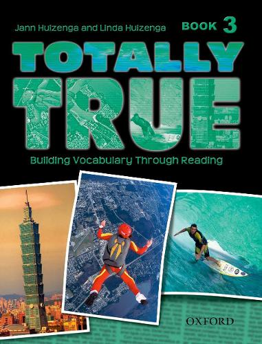 Totally True 3: Student Book - Totally True 3 (Paperback)