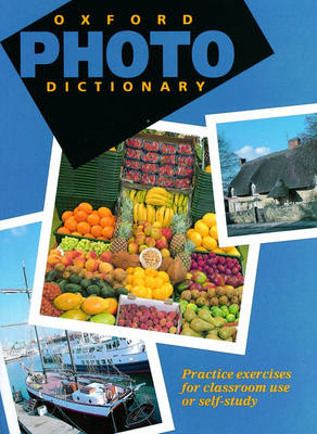 Oxford Photo Dictionary (Paperback)