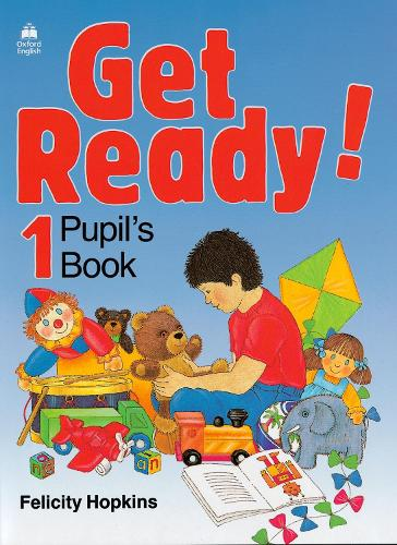 Get Ready!: 1: Pupil's Book - Get Ready! (Paperback)