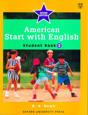 American Start with English: 2: Student Book - American Start with English (Paperback)