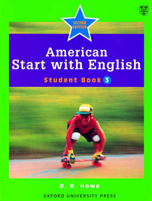 American Start with English: 3: Student Book - American Start with English (Paperback)