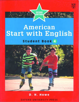 American Start with English: 4: Student Book - American Start with English (Paperback)