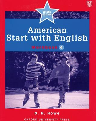 American Start with English: 4: Workbook - American Start with English (Paperback)