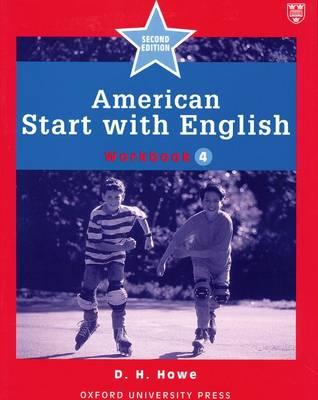 American Start with English: American Start with English: 4: Workbook Workbook Level 4 - American Start with English (Paperback)
