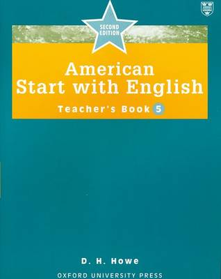 American Start with English: 5: Teacher's Book (Paperback)