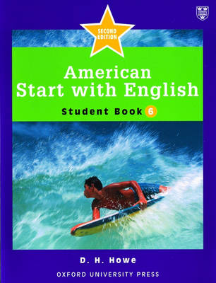 American Start with English: 6: Student Book - American Start with English (Paperback)
