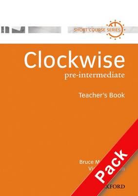 Clockwise: Pre-Intermediate: Teacher's Resource Pack - Clockwise (Paperback)