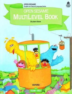 Open Sesame: Multi-level Book Stage E (Paperback)