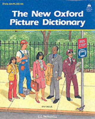 The New Oxford Picture Dictionary: English-Russian (Paperback)