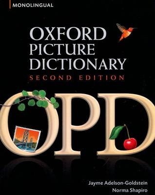 The Basic Oxford Picture Dictionary: Basic Oxford Picture Dictionary 2nd Edition CD's (3) - The Basic Oxford Picture Dictionary (Paperback)