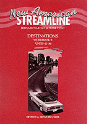 New American Streamline Destinations Advanced Workbook B (Paperback)