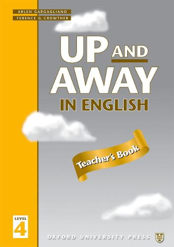 Up and Away in English: 4: Teacher's Book - Up and Away in English (Paperback)
