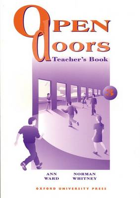 Open Doors: 3: Teacher's Book (Paperback)