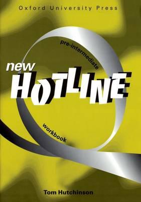 New Hotline Pre-Intermediate: Workbook (Paperback)