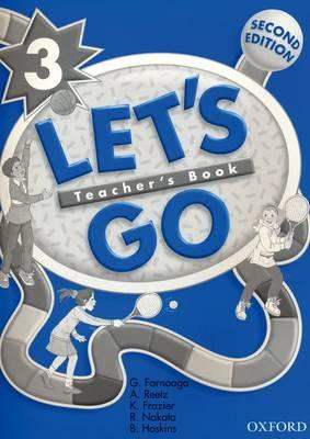 Let's Go: 3: Teacher's Book (Paperback)