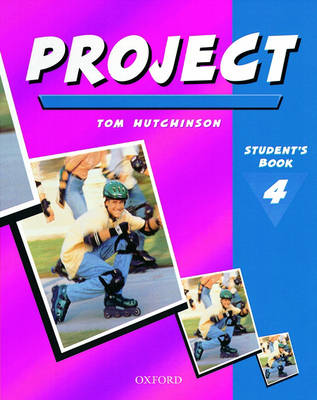 Project 4 Second Edition: Student's Book - Project 4 Second Edition (Paperback)