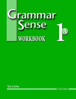 Grammar Sense 1: Workbook 1 Volume A (Paperback)