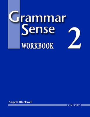 Grammar Sense: Workbook Level 2 (Paperback)