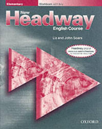 New Headway: Elementary: Workbook (without Key) - New Headway (Paperback)