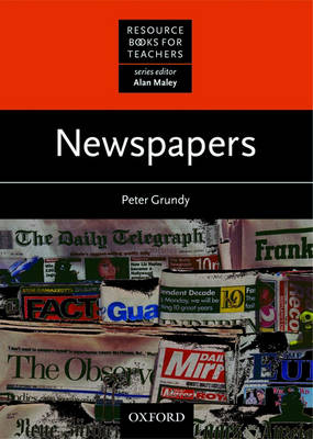 Newspapers - Resource Books for Teachers (Paperback)