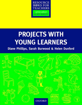 Projects with Young Learners - Resource Books for Teachers (Paperback)