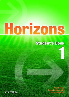 Horizons 1: Student's Book - Horizons 1 (Paperback)