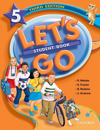 Let's Go: 5: Student Book - Let's Go (Paperback)