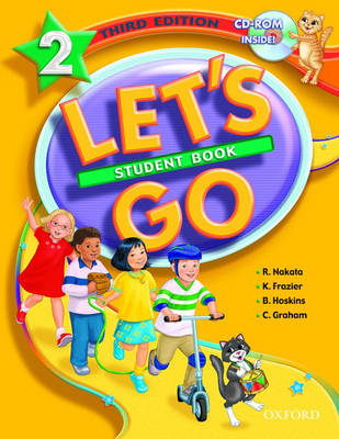Let's Go: 2: Student Book with CD-ROM Pack - Let's Go