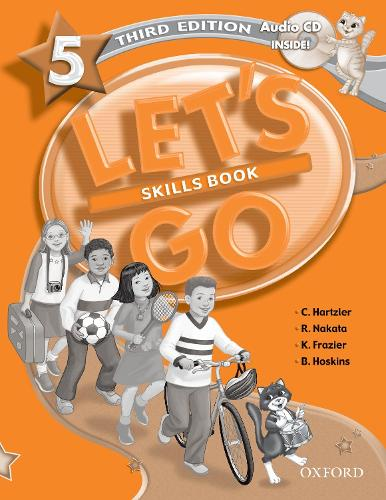 Let's Go: 5: Skills Book with Audio CD Pack - Let's Go