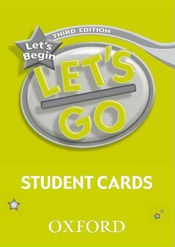 Let's Begin: Student Cards - Let's Begin