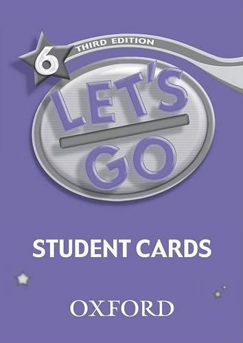 Let's Go: 6: Student Cards - Let's Go