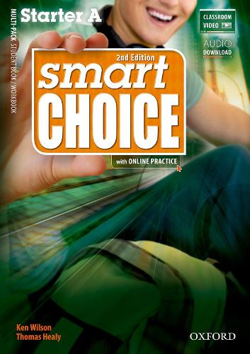 Smart Choice: Starter: Multi-Pack A and Digital Practice Pack - Smart Choice