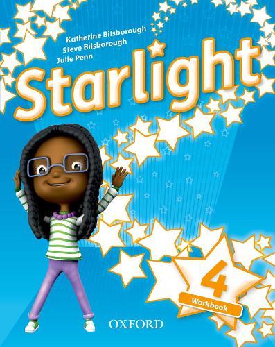 Starlight: Level 4: Workbook: Succeed and shine - Starlight (Paperback)