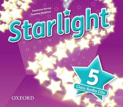 Starlight: Level 5: Class Audio CD: Succeed and shine - Starlight (CD-Audio)