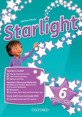 Starlight: Level 6: Teacher's Toolkit: Succeed and shine - Starlight