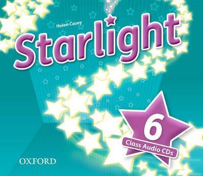 Starlight: Level 6: Class Audio CD: Succeed and shine - Starlight (CD-Audio)