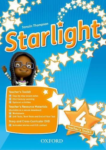 Starlight: Level 4: Teacher's Book Pack - Starlight