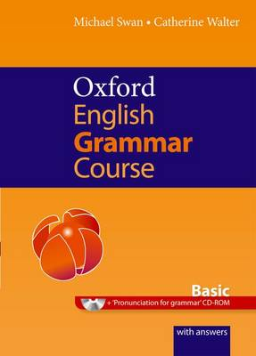 Oxford English Grammar Course: Basic: with Answers CD-ROM Pack - Oxford English Grammar Course