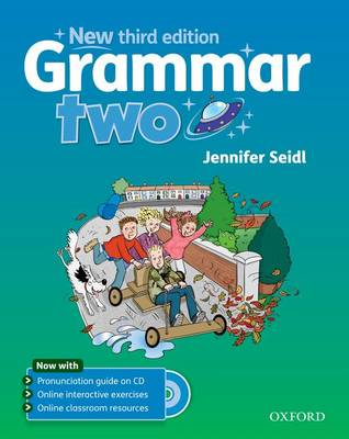 Grammar: Two: Student's Book with Audio CD - Grammar