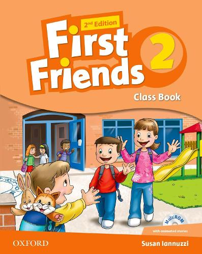 First Friends: 2: Class Book - First Friends (Paperback)