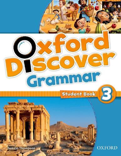 Oxford Discover: 3: Grammar - Oxford Discover (Paperback)
