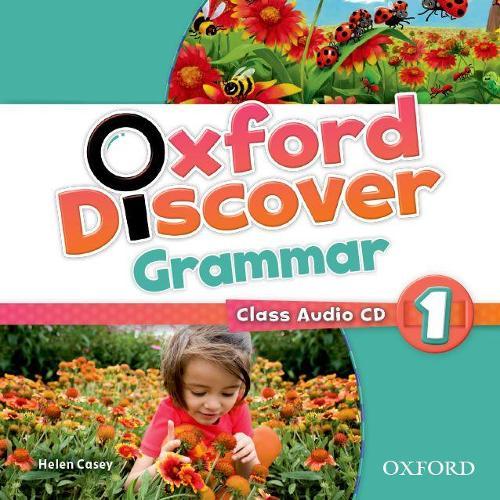 Oxford Discover: 1: Grammar Class Audio CD - Oxford Discover (CD-Audio)