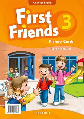 First Friends (American English): 3: Picture Cards: First for American English, first for fun! - First Friends (American English)