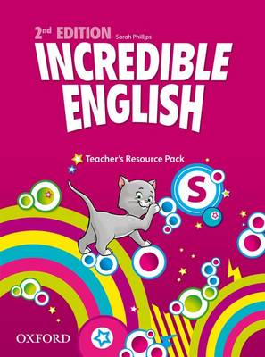 Incredible English Starter: Teachers Resource Pack: Develop Incredible English Even Earlier!